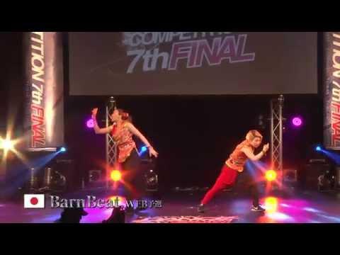 【GDC 7th】GATSBY DANCE COMPETITION 2014-2015:JAPAN FINAL/BarnBear
