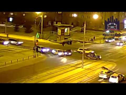 Красноярский рабочий - Сибирский переулок 28.12.2016