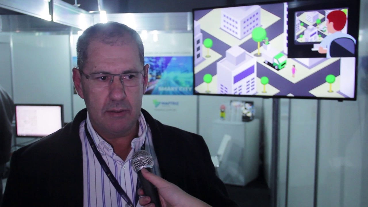 Participação DRZ Geotecnologia e Consultoria Brasil | Smart City Business Congress & Expo 2017