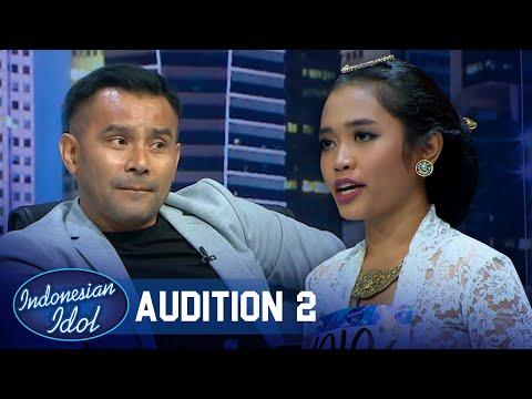 Dengan Menari Gambyong, Woro Berhasil Mendapatkan Perhatian Juri - Indonesian Idol 2021