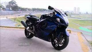 5. Suzuki Hayabusa - Auto Mais - Moto Mais