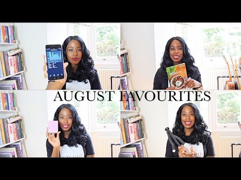 AUGUST FAVOURITES 2016 | INSPIRED BY IDA |