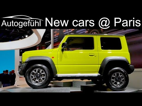Download New Cars upcoming 2019/2020 @ Paris Motor Show HIGHLIGHTS REVIEW 2018 Mondiale de l'Auto HD Mp4 3GP Video and MP3