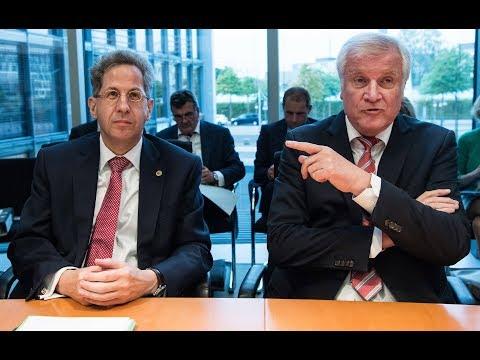 Verfassungsschutz-Debakel: Maaßen-Affäre befeuert Debatte über Seehofer