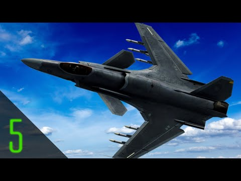 The strangest military aircraft...