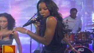 Kelly Rowland - Like This - The Today Show (2007) - YouTube