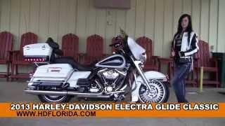 8. Used 2013 Harley Davidson Electra Glide Classic Motorcycles for sale