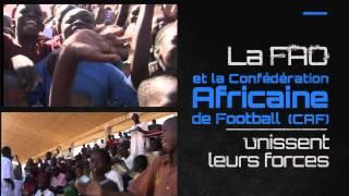 Campagnes FAO «Le football contre la faim»