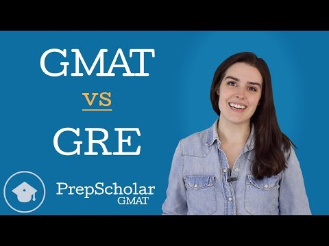Learn the Difference Between GMAT and GRE