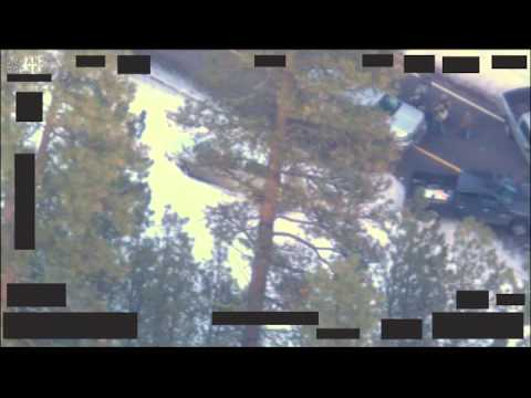 FBI releases video of Lavoy Finicum's death @broomheadshow