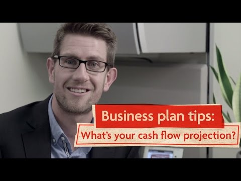 Business plan tips from Vancity | What's your cash flow projection?