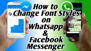 Hello Everyone !! SK ARAFAT ALI Once Again welcomes you at Web Tech Aaj hum iss video mai apko batayenge Whatsa3pp & Facebook messager mai chatting ki conver...