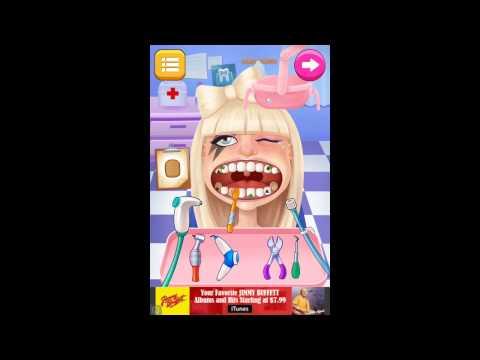 Celebrity Dentist - LADY GAGA (EP. 2)
