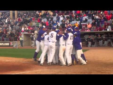 UWSP Baseball Battles in the Division III World Series