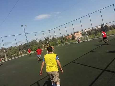 qafqaz futbol Edication faculty team 3 (видео)
