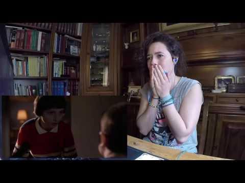 Stranger Things Reaction - 1x02 'The Weirdo on Maple Street'