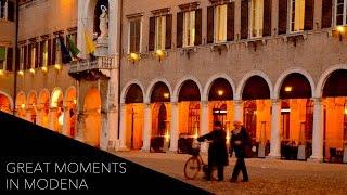Modena Italy  city photos : Great Moments in Modena, Italy