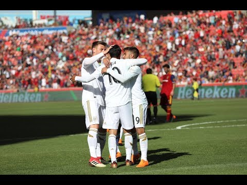 WATCH: All Goals in LAFC's 5-1 Win vs. Real Salt Lake
