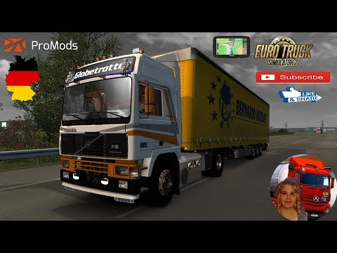 Volvo F Series Truck v2.1 1.35.x