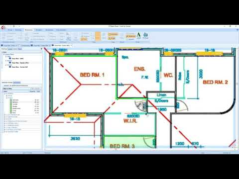 CostX Estimating Software - 2D Measurement Training Video