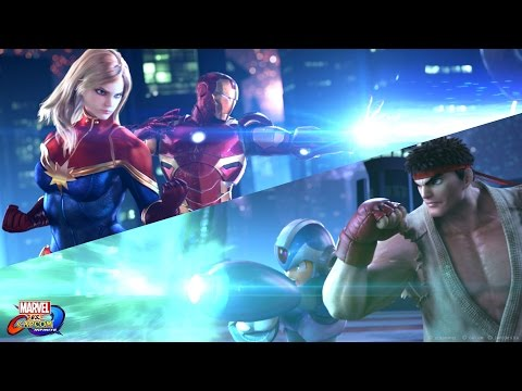Trailer: Marvel vs. Capcom Infinite