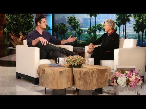 VIDEO!  The Bachelor On Ellen!  I'm Hooked!