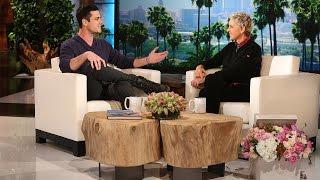 Ellen Meets 'TheBachelor' Ben