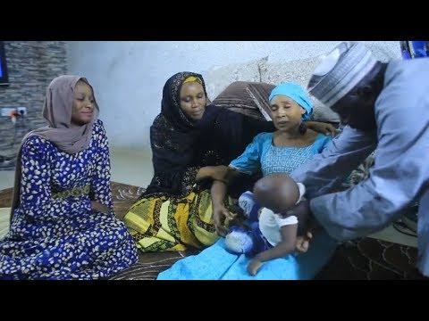 ban taɓa sanin ɗan ɗan da na bari zai zama shugaban gidan ba - Nigerian Hausa Movies