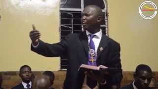 NTS URCSA REVIVAL at URCSA Schoonspruit, Potchefstroom Presbytery, Southern Synod. NTS Students: Ishmael Phara and Nkosana Mabuza share the ...
