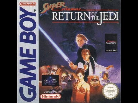 Super Star Wars : Return of the Jedi Game Boy