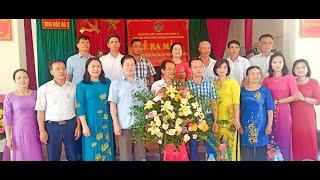 Ra mắt chi hội nghề nghiệp khu Dốc Đỏ, phường Phương Đông