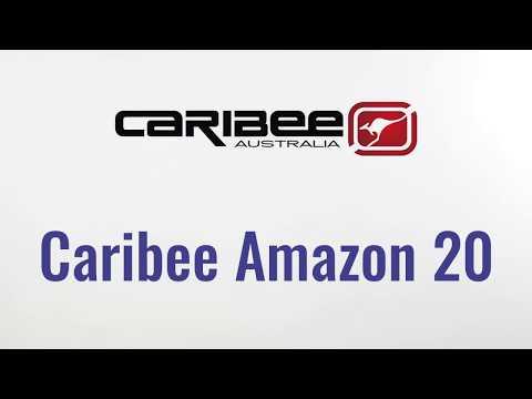 Відео демонстрація рюкзака Caribee Amazon