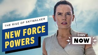 JJ Abrams Teases Controversial New Force Powers in Star Wars: The Rise of Skywalker - IGN Now by IGN