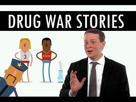 University Privilege – Drug War Stories (Ep. 7) with Alex Kreit