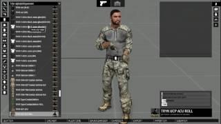 Test Mod : TRYK's Multi-Play Uniforms