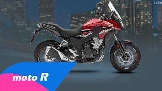 8. 2017 Honda CB500X