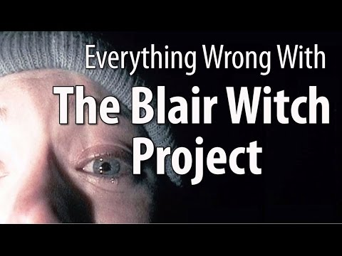Everything Wrong With The Blair Witch Project