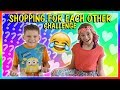 Download Lagu SIBLINGS BUY OUTFITS FOR EACH OTHER! | SHOPPING CHALLENGE | We Are The Davises Mp3 Free