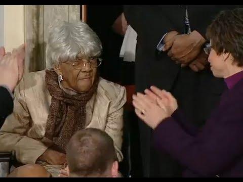 Fox News Mocks 102-Year Old Voter