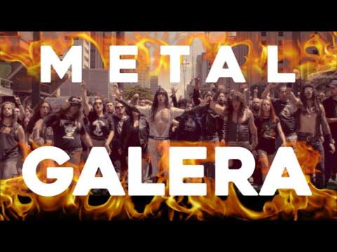 METAL GALERA - MASSACRATION