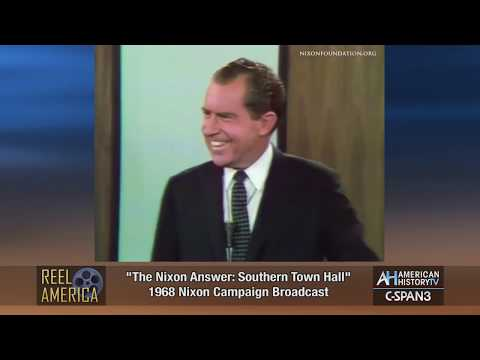 The Nixon Answer: Southern Town Hall - Supreme Court Clip