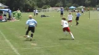 U10 Kick It 3v3 - Beast vs Galaxy - July, 2009