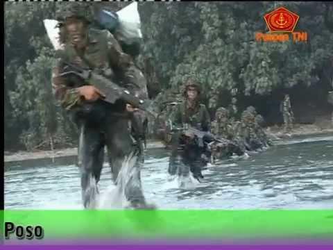 Panglima TNI Tinjau Latihan PPRC di Poso