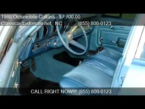 1968 Oldsmobile Cutlass  – for sale in , NC 27603 #VNclassics