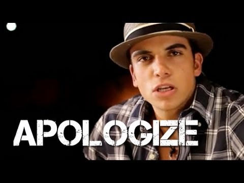 Apologize – Timbaland (acoustic cover)