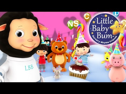 Little Baby Bum | Abc Song Alphabet Party | Nursery Rhymes For Babies | Songs For Kids