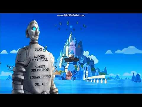 Atlantis: Milo's Return DVD Menu Walkthrough