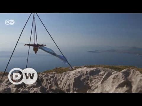 Aerial Dancing: Tanzen in der Luft | DW Deutsch