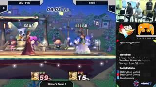 The best Zelda on reddit didnt forget about you the last 3.6b Zelda ditto (SCG | Irish vs Snok)