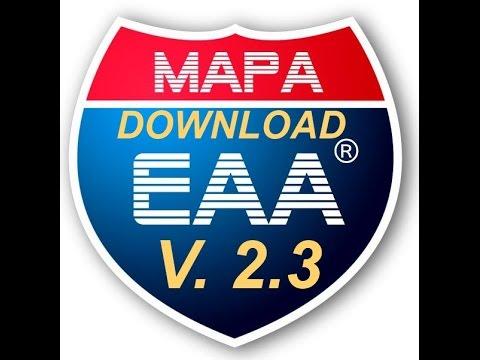 EAA Map v2.3.1